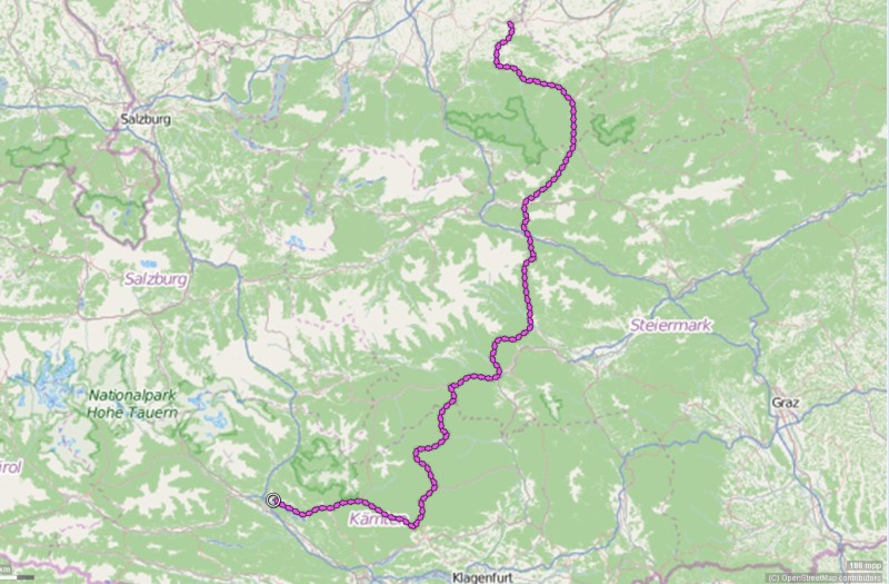 Strecke 2015-06-30